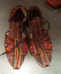 Indian Traditional Ladies Sandal