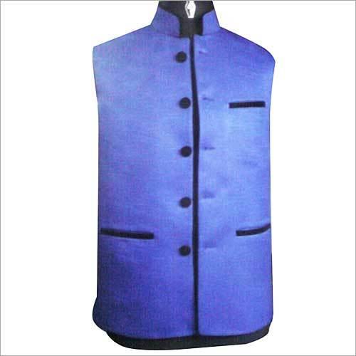 Blue Jawahar Jacket