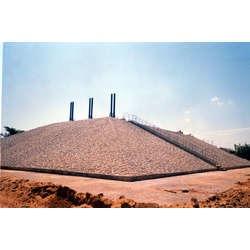 Mounded Propane/LPG Storage Installation