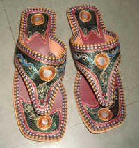Indian Traditional Slipper