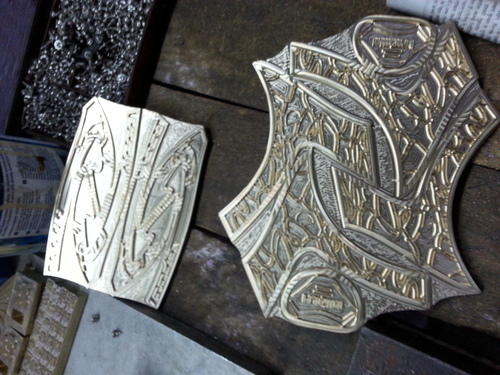 Embossing Moulds