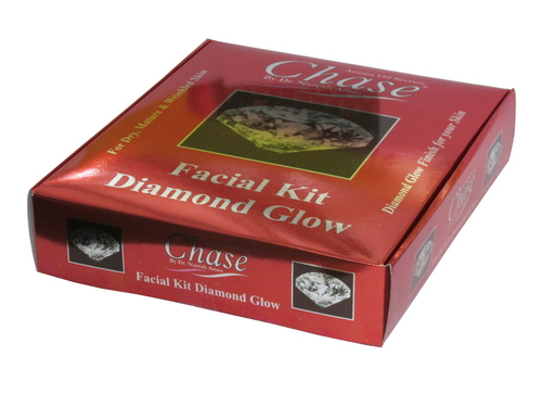 Facial Kit Diamond Glow