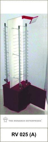 Stylish Eyeglass Display Revolving Stand