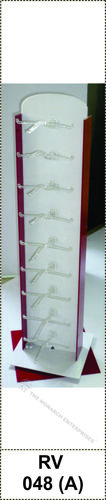 18 Frames Display Revolving Stand