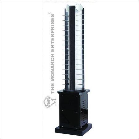 60 Frames Optical Revolving Stand