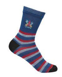 Extra Stretchable Cotton Rich Loveable Socks