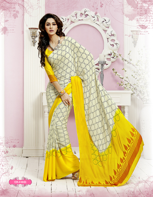 Exclusive Designer Printed Sarees
