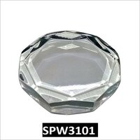 Diamond Shape Acrylic Paper Weight