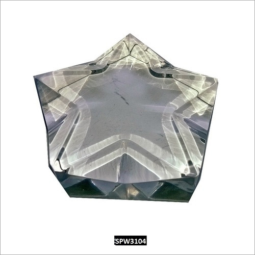 RASPER Star Acrylic Paper Weight
