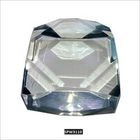 RASPER Crystal Clear Paper Weight