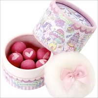 ECONECO - Heart Ball Cheeks (Champagne Orange / Candy Pink)