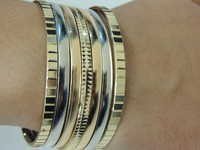 Gold Filled Bangles