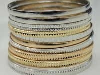 Gold Layered Bangles
