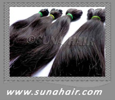 Ocean wave full cuticle lowest price human hair