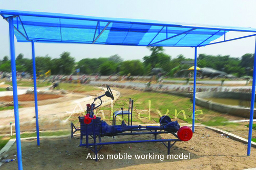 Automobile Working Model