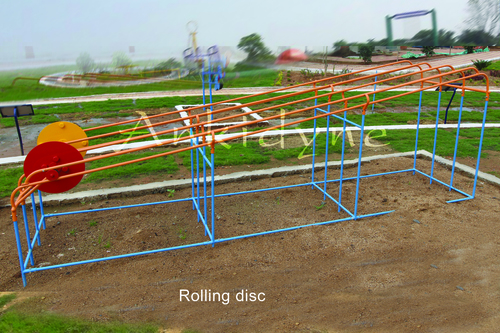 Rolling disc
