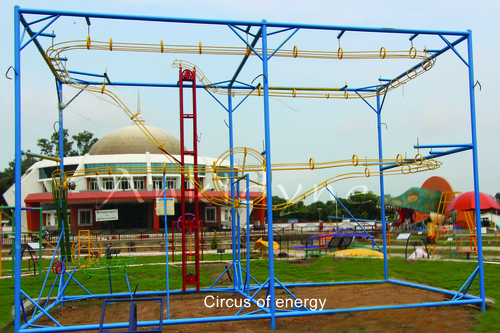 Circus of energy
