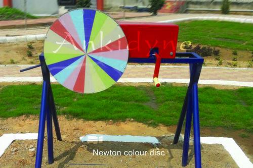 Newton's color disc