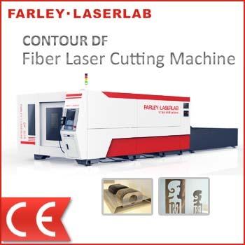 Contour DF CNC fiber laser cutting machine