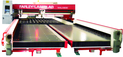WALC Serial Laser Cutting&Welding Machine