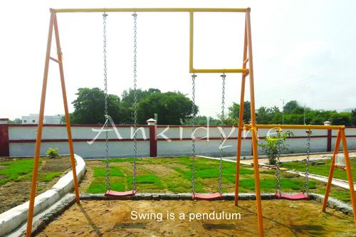 Swing is a pendulum