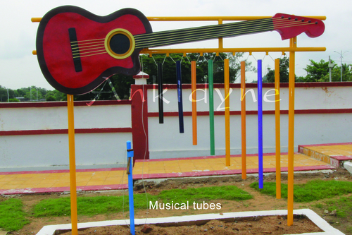 Science Park Gadgets Musical tubes
