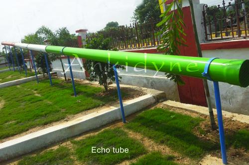 Echo tube