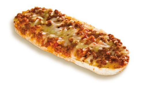 Halal Frozen Pizza Bread Mexican