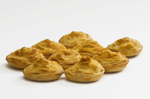 Halal Frozen Mini meat pies
