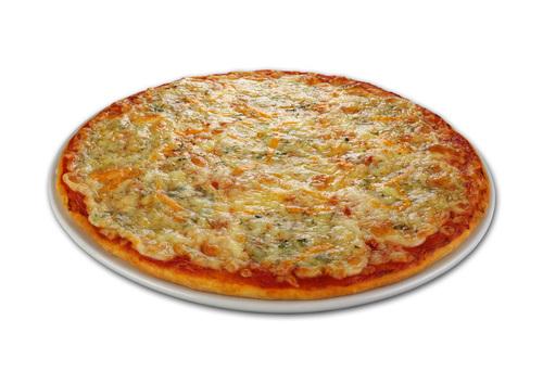 Frozen Halal Pizza