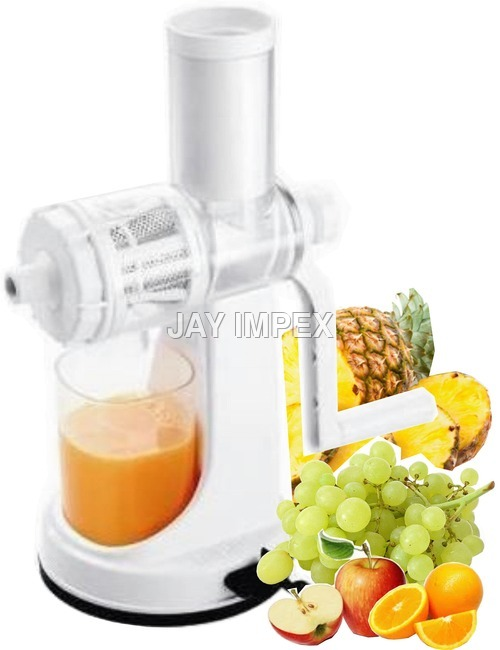 Plastic Hand Juicer Size: 25-35 Inch
