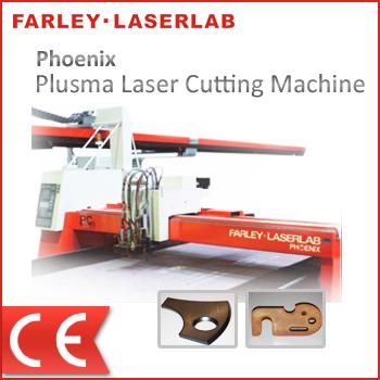 Phoenix High Precision Plasma Cutting Machine