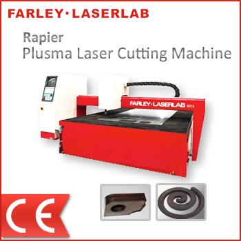 Rapier Precision Plasma Cutting Machine