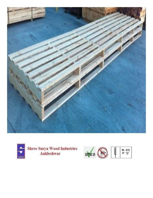 Wood Machinery Pallet