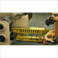 Induction Heater To main Press Handling System