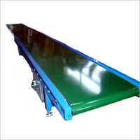 Straight Belt Conveyors