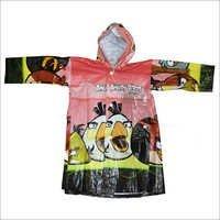 PVC Printed Raincoat