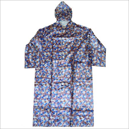 PVC Waterproof Raincoat