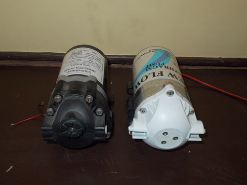 Ro spares part pumps