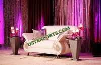 ROYAL WEDDING LOVE SEAT