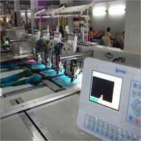 Garments Embroidery Machine