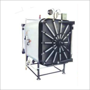 Horizontal High Pressure Rectangular Autoclave
