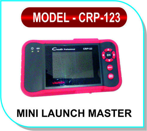 Launch Master Scanner