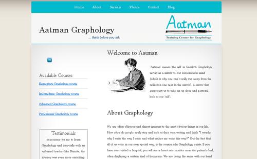 Aatman Graphology