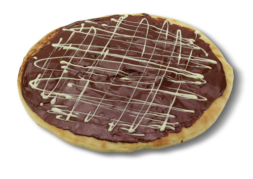 Frozen Halal Pizza Crepe Choco
