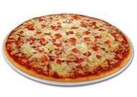 Frozen Pizza Margherita