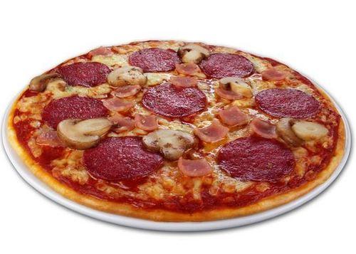 Frozen Pizza Salami