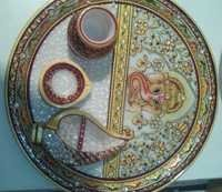 Fancy Pooja Thali