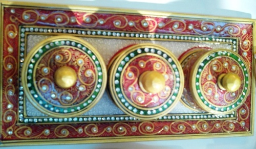Three Bowl With Tray