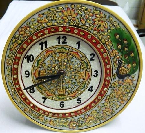 Analog Table Clock